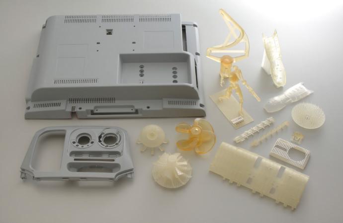 樹脂切削加工1