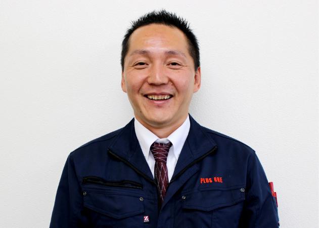 株式会社プラスワン 工場長 所 龍男